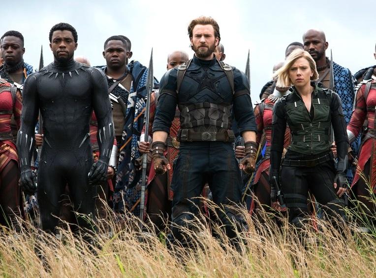 Conheça os quatro times de heróis que surgirão em Guerra Infinita