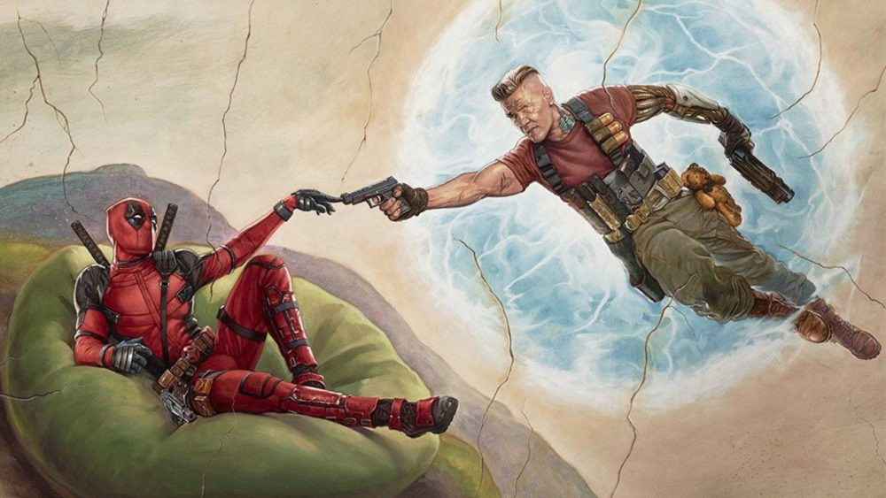 Superior ao primeiro, Deadpool 2 é uma ótima surpresa