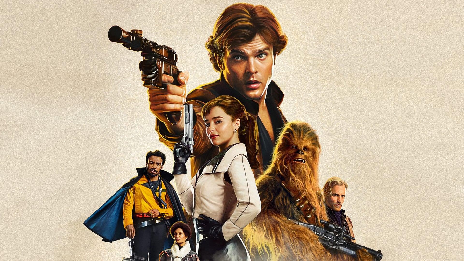 Han Solo: Precisávamos dessa história Star Wars?
