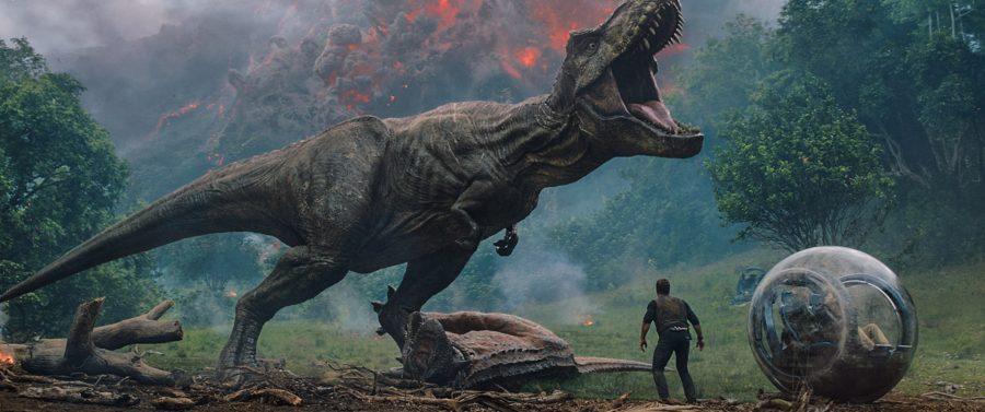 A Força Imagética de Jurassic World: Reino Ameaçado