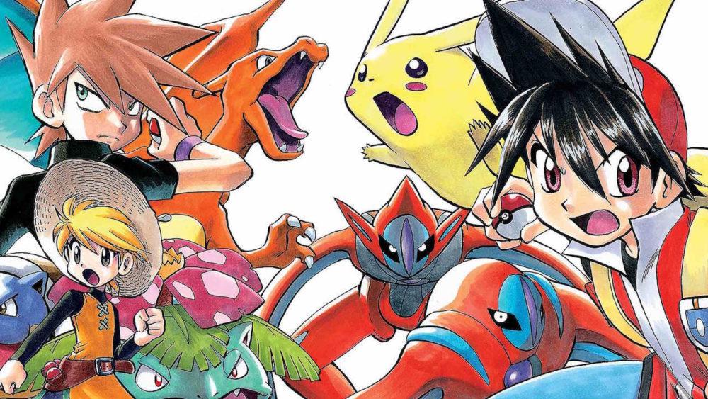 Pokémon: Conheça os principais mangás da franquia
