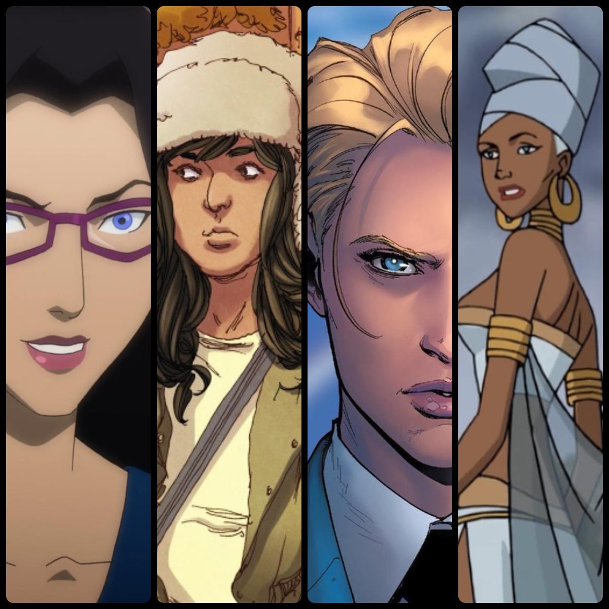 Lista: Quatro heroínas dos quadrinhos para amar