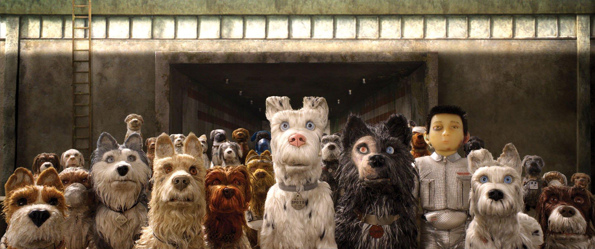 Ilha dos Cachorros: Animação que Encanta e Instiga