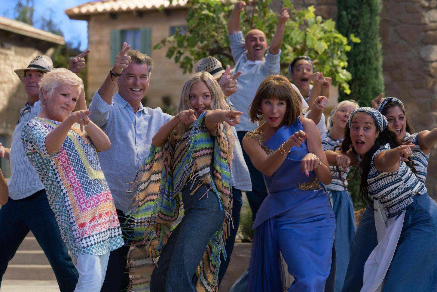 Mamma Mia! Lá Vamos Nós de Novo: Embarque na nostalgia