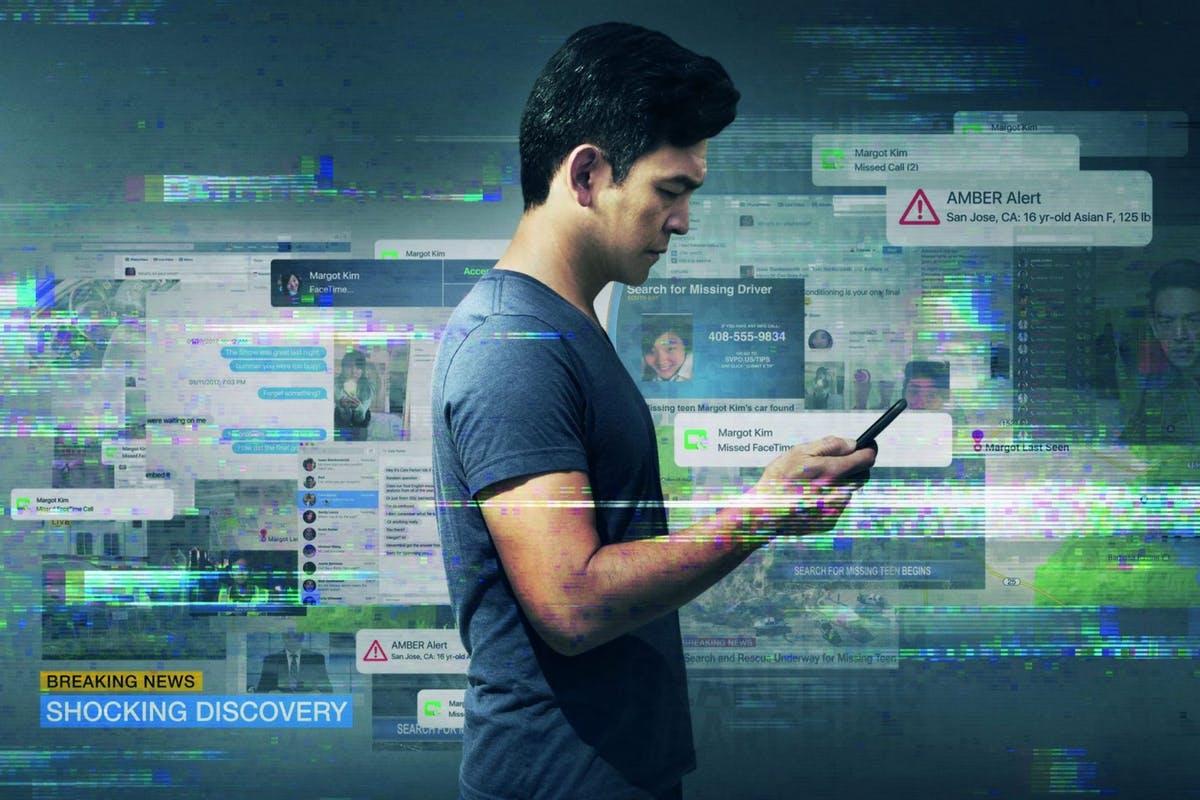 Buscando… Um Drama Através da Tecnologia