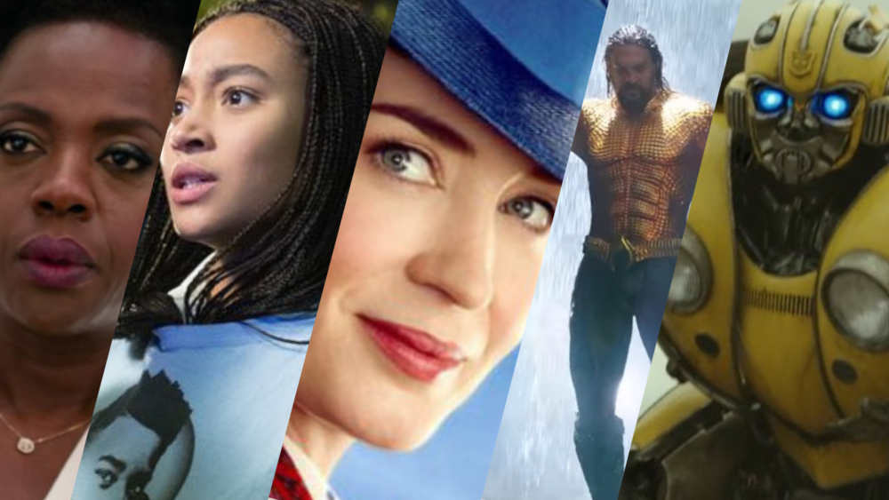 Lista: 5 filmes para conferir ainda em 2018