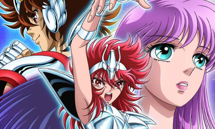 Saintia Shô: Primeiras impressões do novo anime dos Cavaleiros do Zodíaco