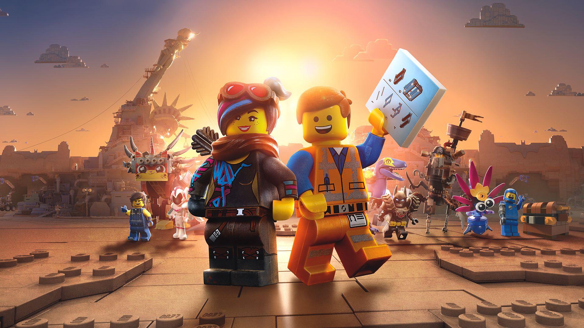 Uma Aventura Lego 2: O espaço não é o limite!