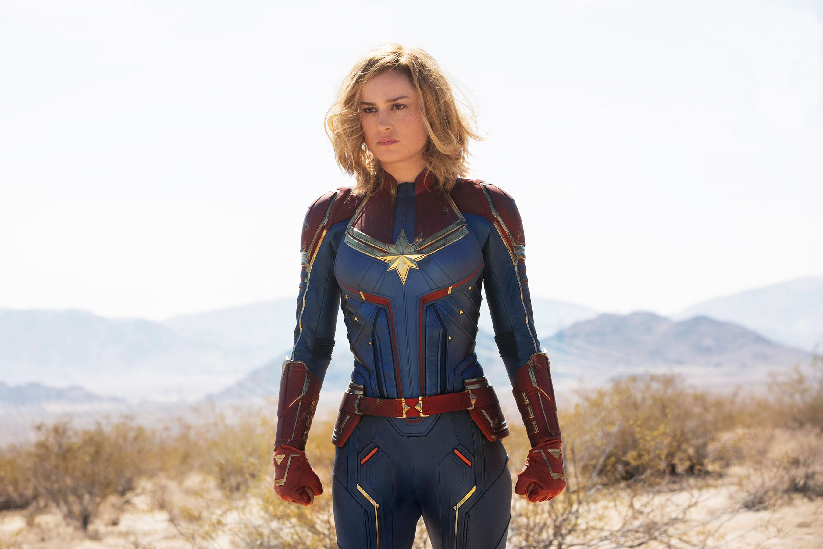Capitã Marvel: a heroína solo que nós queríamos