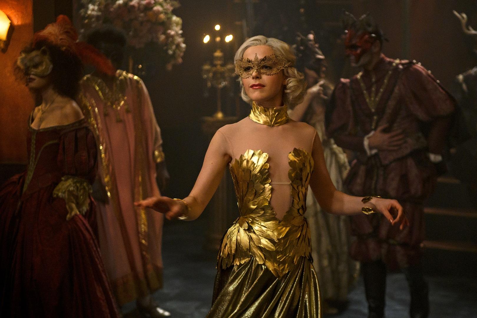 Veredito da segunda parte da primeira temporada de O Mundo Sombrio de Sabrina