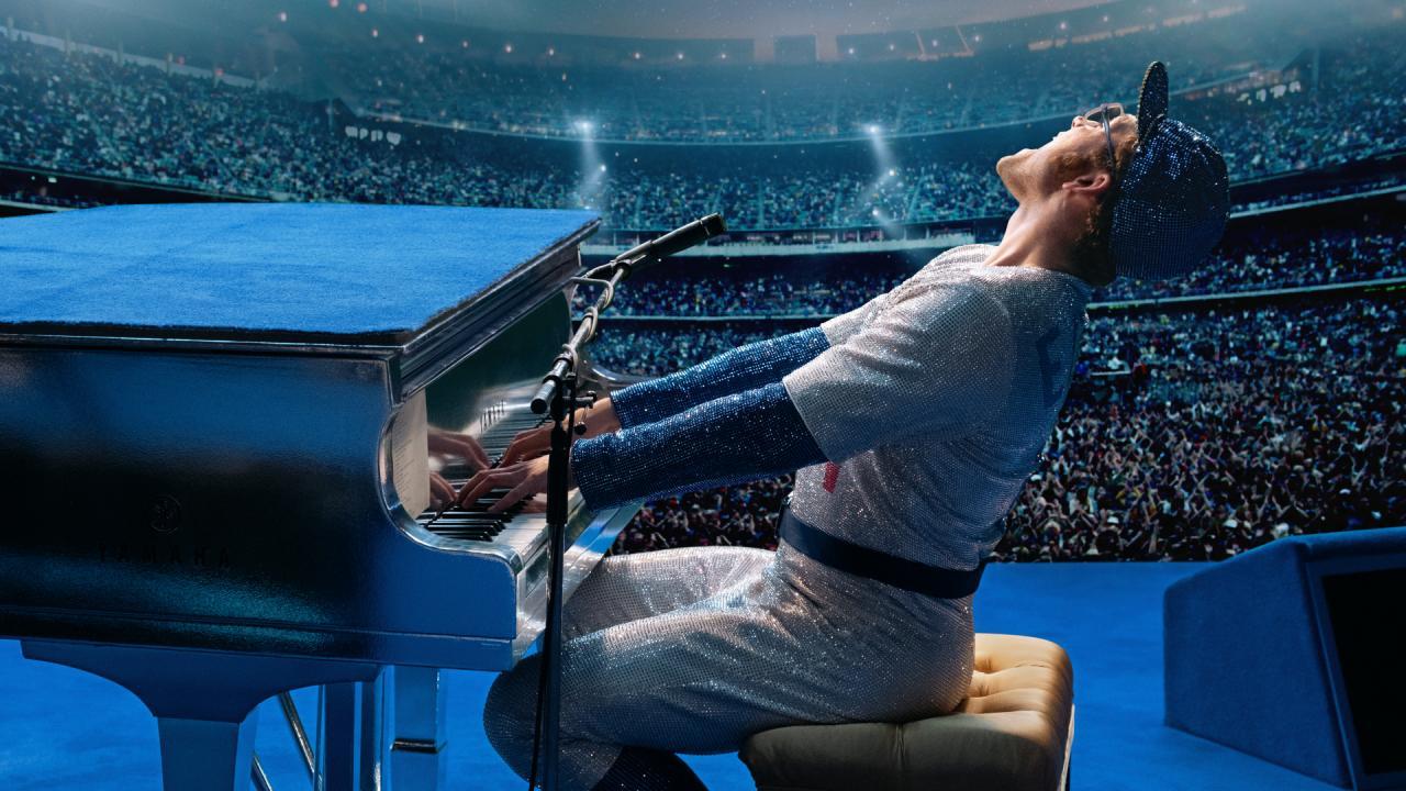 Rocketman: Um filme para cantar junto