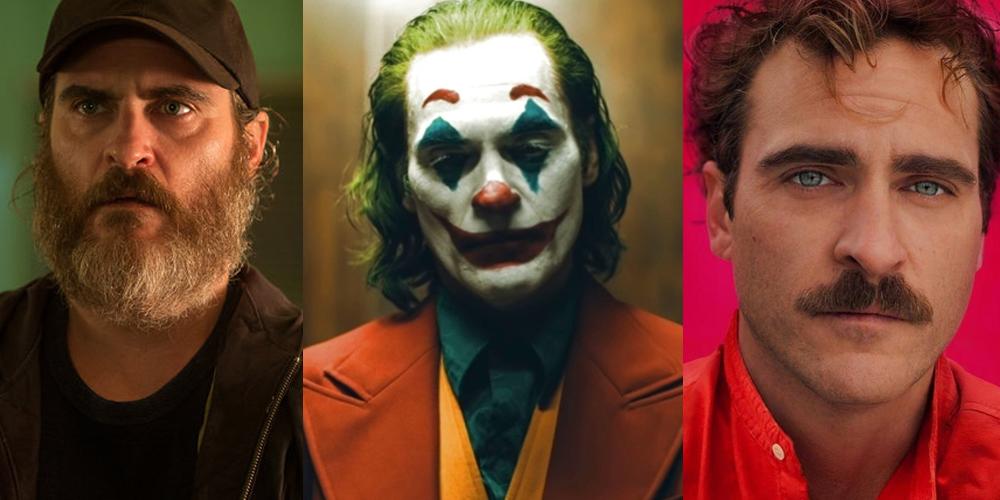Joaquin Phoenix: 5 Filmes para além do Coringa