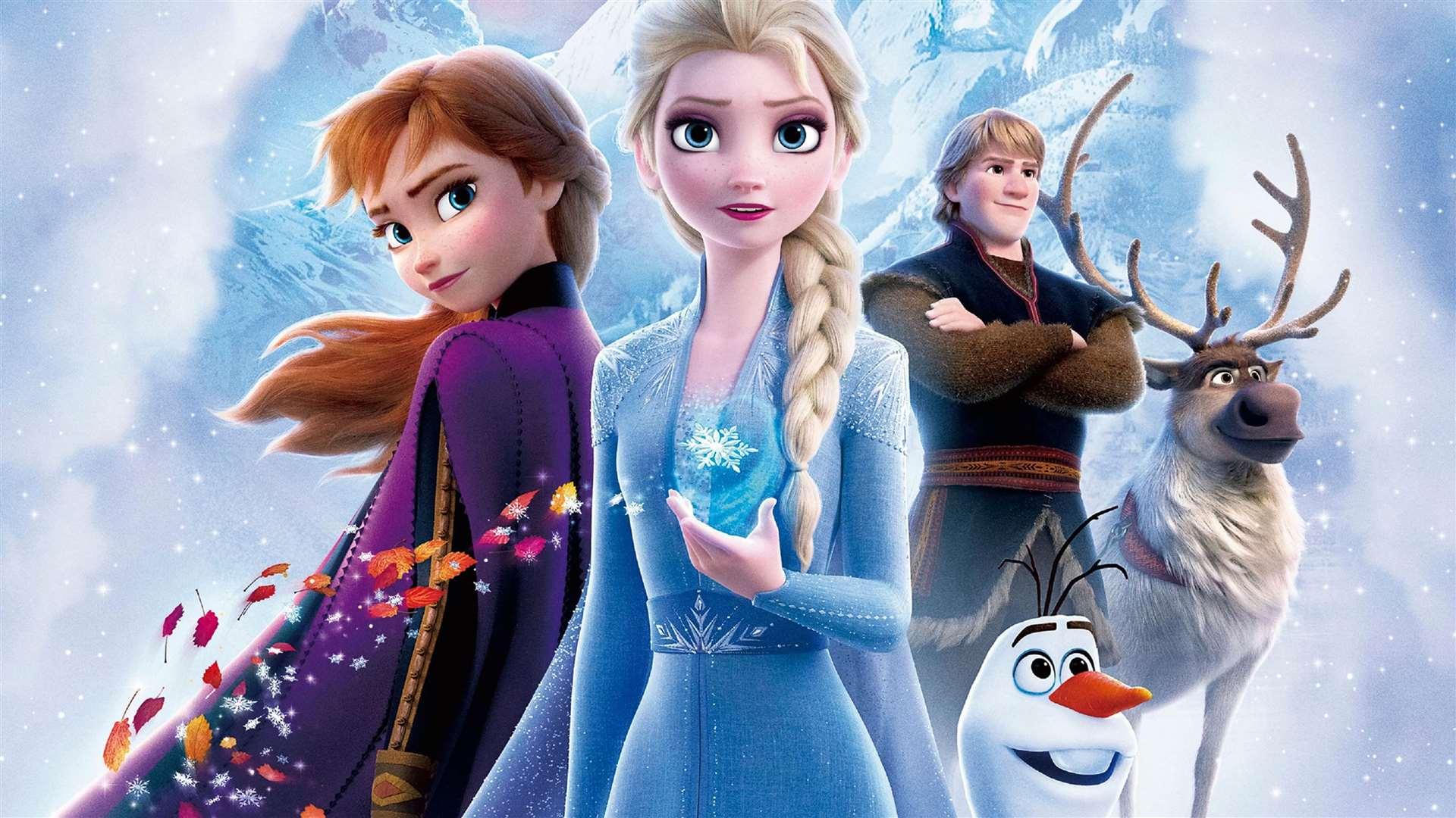 Frozen 2: a magia da natureza