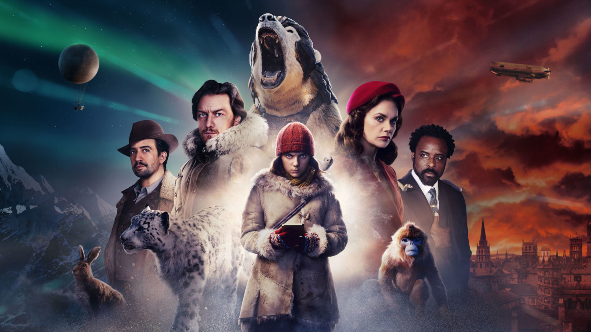 Review do primeiro episódio de His Dark Materials