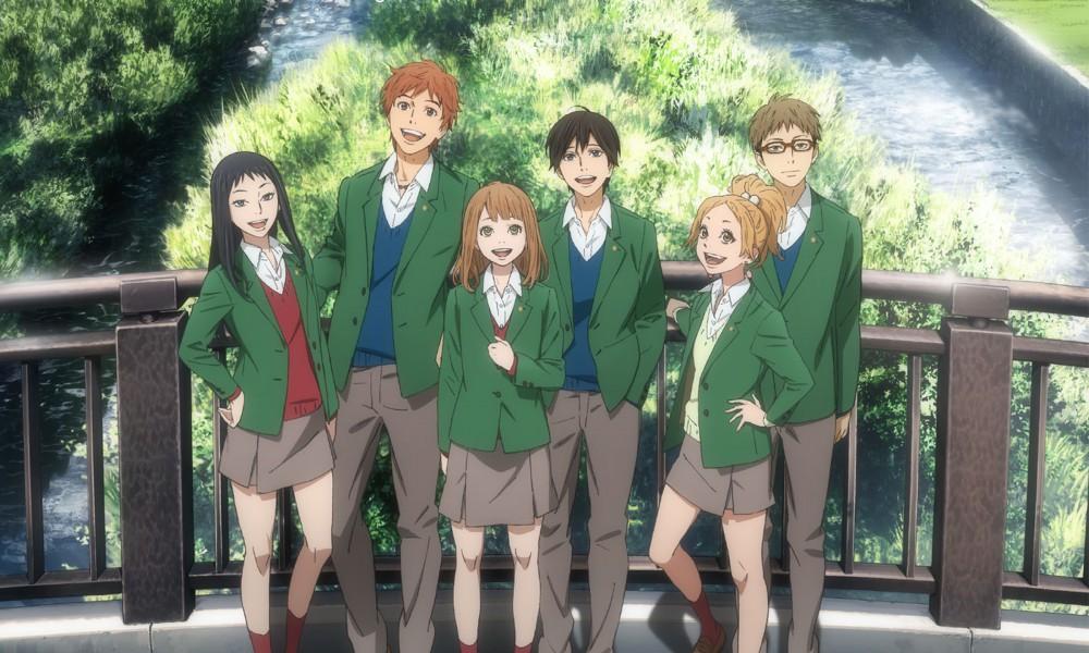 Lista: 4 Animes para se emocionar e chorar