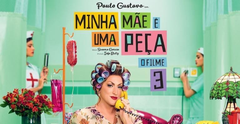 Centerplex do Via Sul Shopping realiza première exclusiva do filme Minha Mãe é uma Peça 3