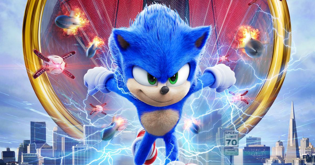 """Sonic: Nostalgia para o personagem mais """"iti malia"""""""