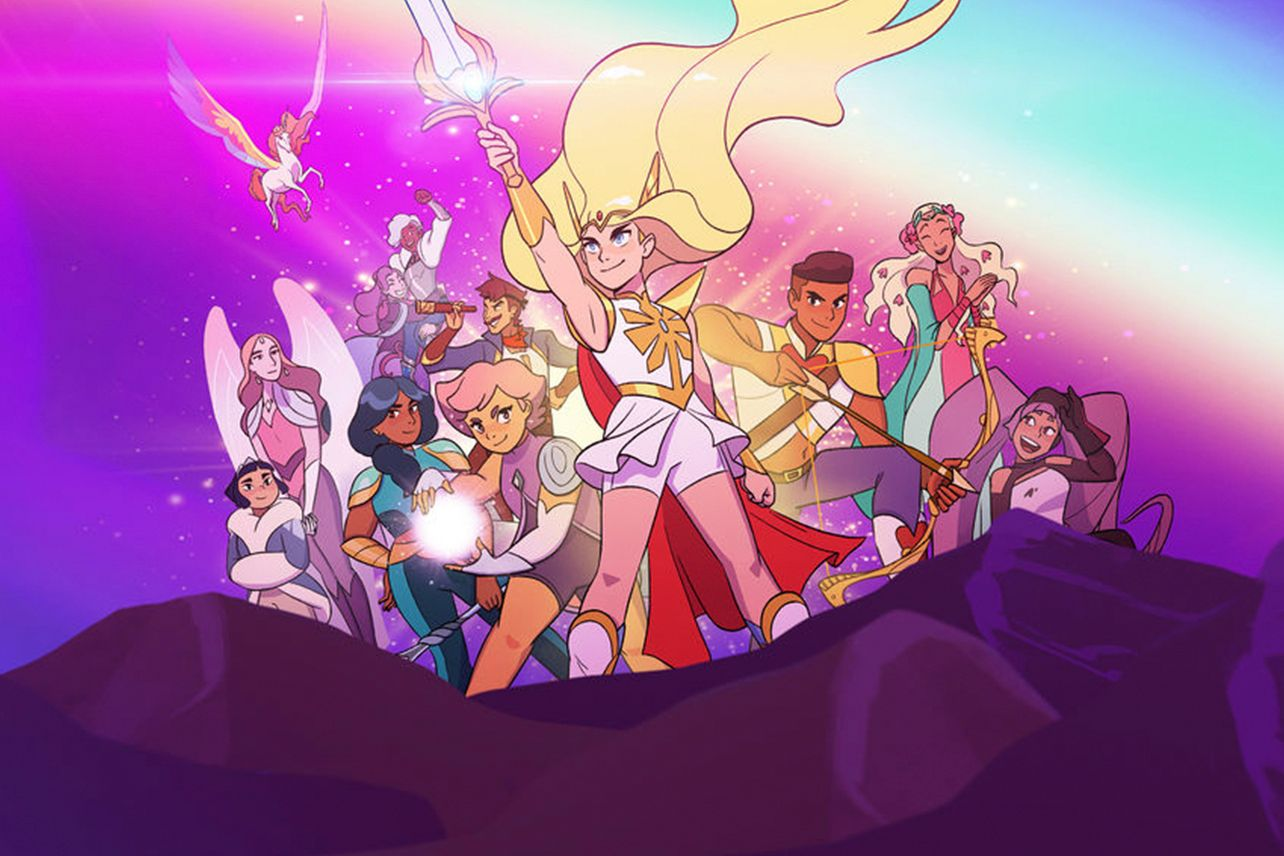 Tudo que achamos sobre She-Ra e as Princesas do Poder
