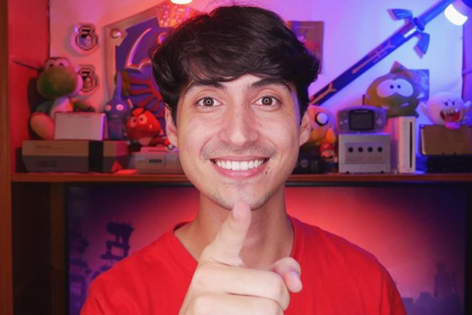 Entrevista: Rodrigo Coelho fala como a sua paixão pela Nintendo virou profissão no YouTube