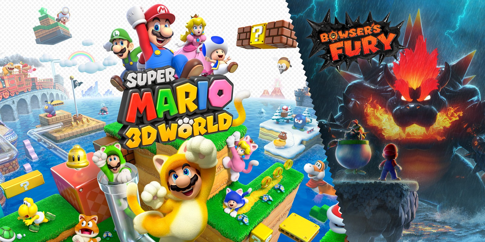 Veredito de Super Mario 3D World + Bowser's Fury