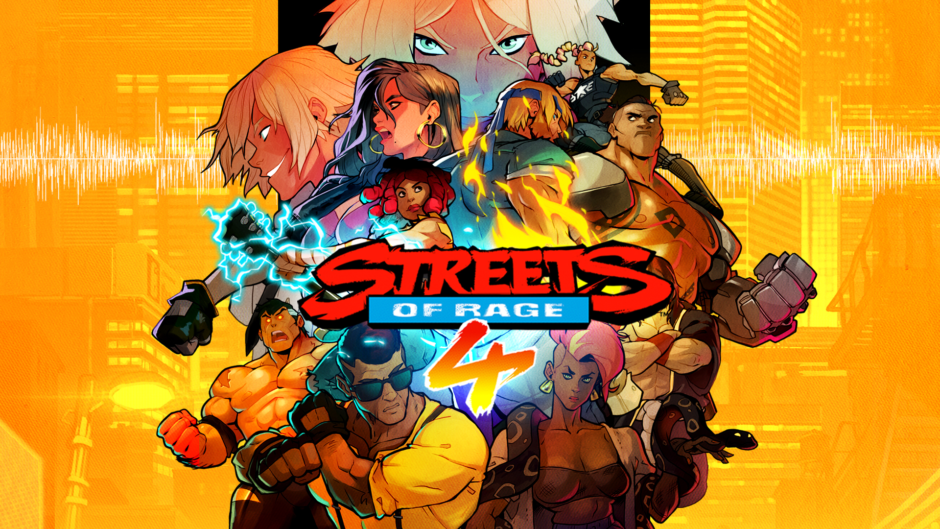 Veredito de Streets of Rage 4