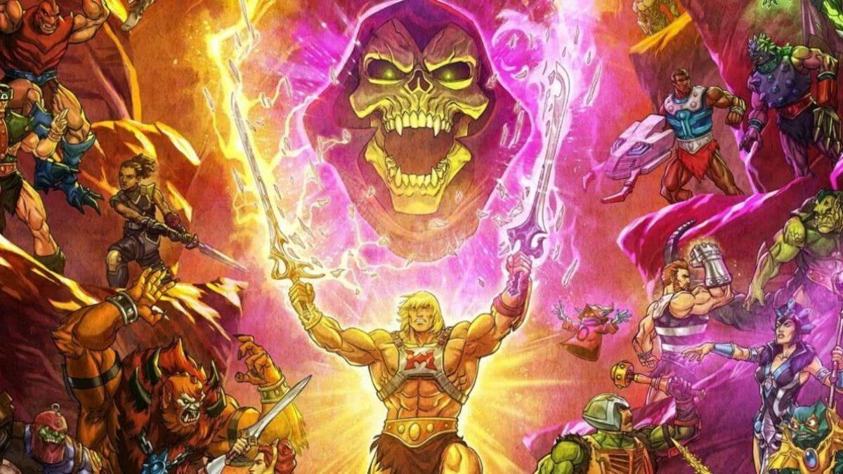 Veredito de Mestres do Universo: Salvando Eternia – Parte 1