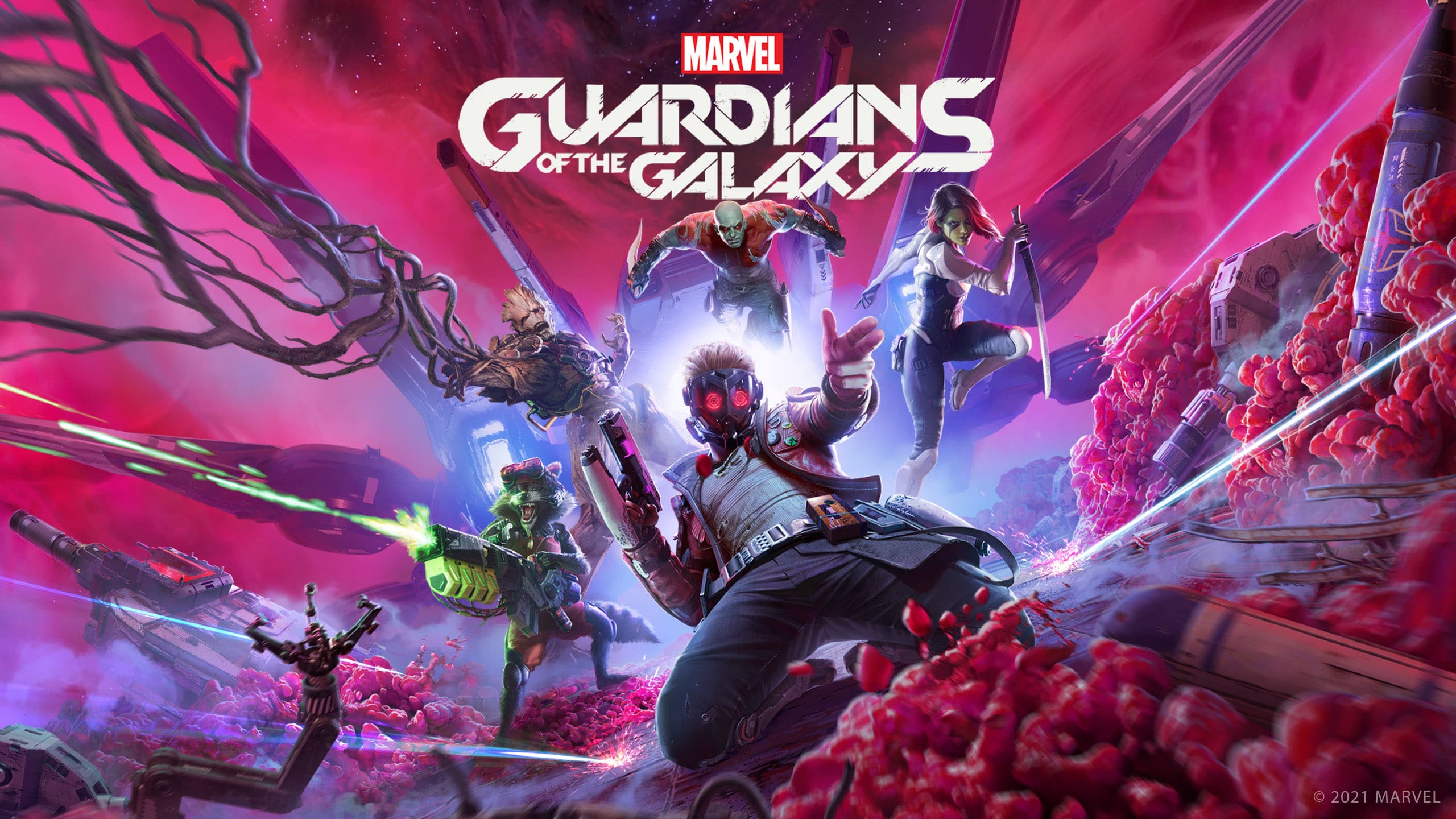 Veredito de Marvel's Guardians of the Galaxy